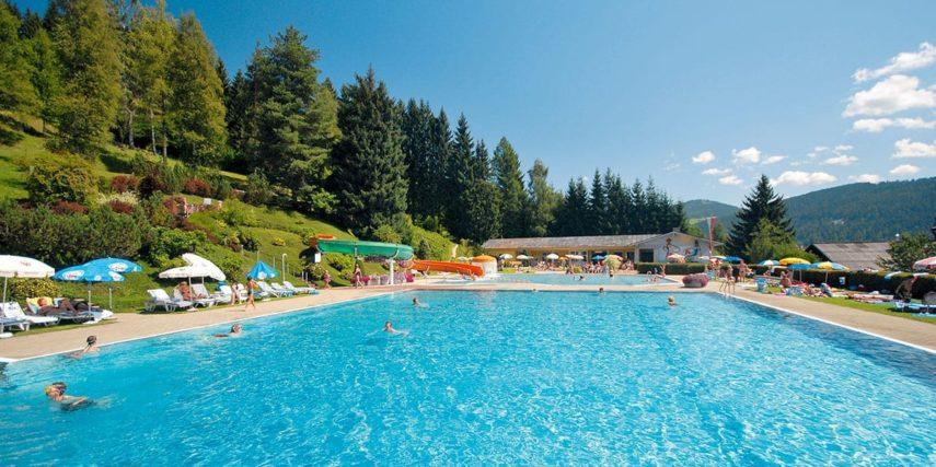 Alpenschwimmbad Radstadt - Ausflugsziel im Salzburger Land