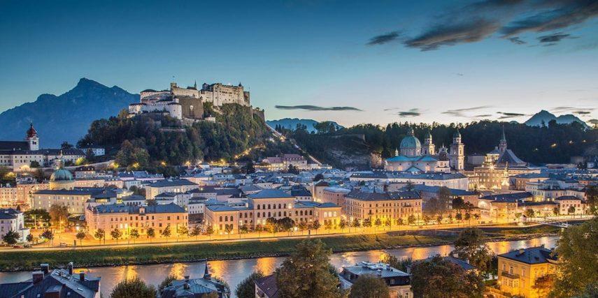 Festung Hohensalzburg - Ausflugsziel in der Stadt Salzburg