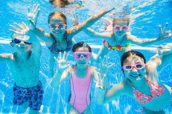 Schwimmen - Sommerurlaub im Salzburger Land