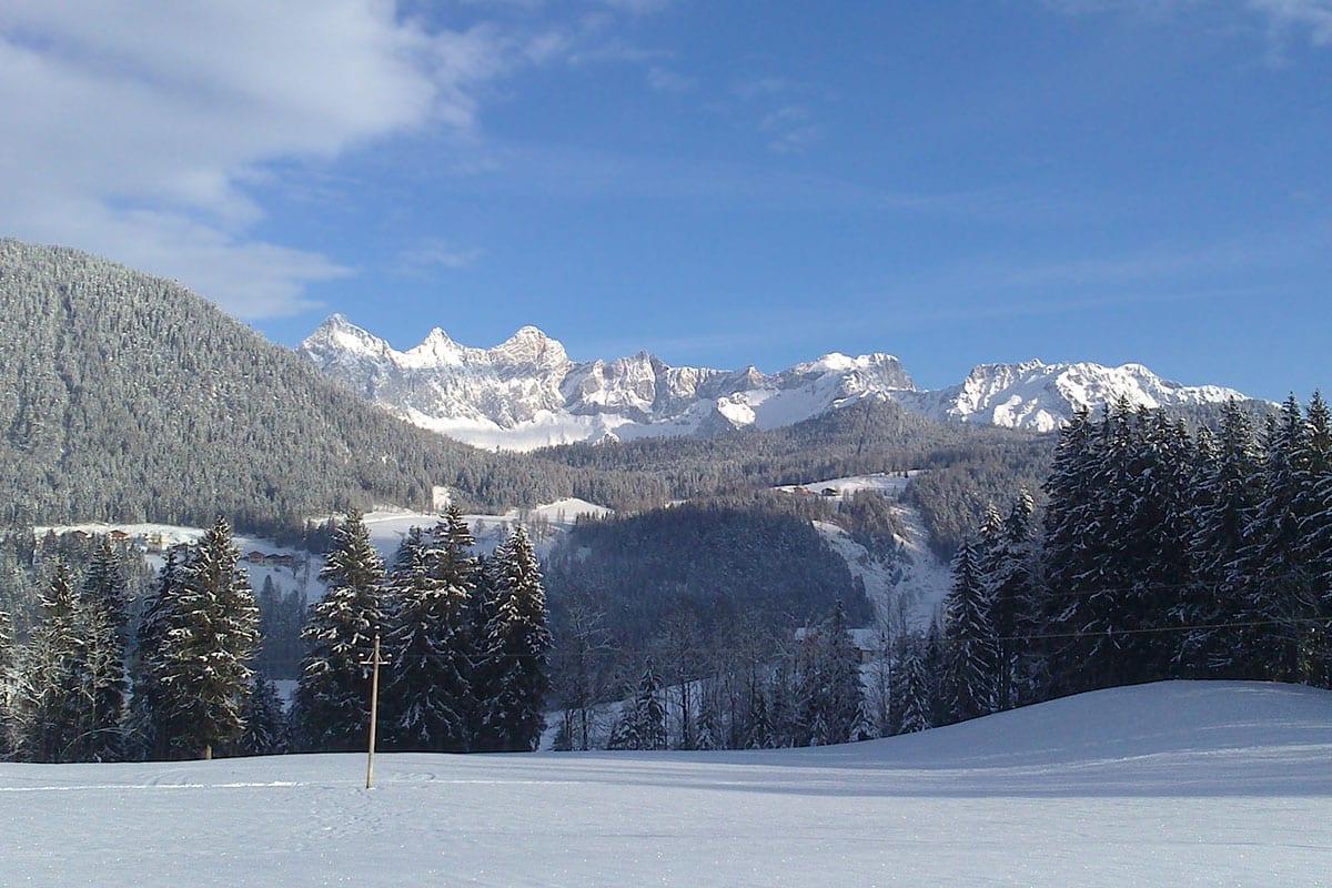 Winter- & Skiurlaub auf der Fageralm in Forstau, Ski amadé
