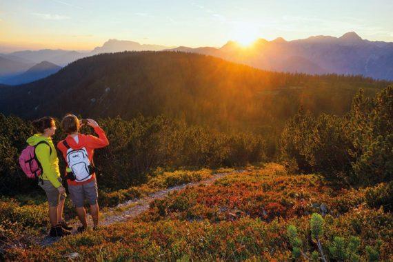 Wandern - Sommerurlaub im Salzburger Land