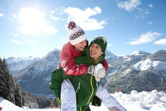 Winterwandern - Winterurlaub im Salzburger Land